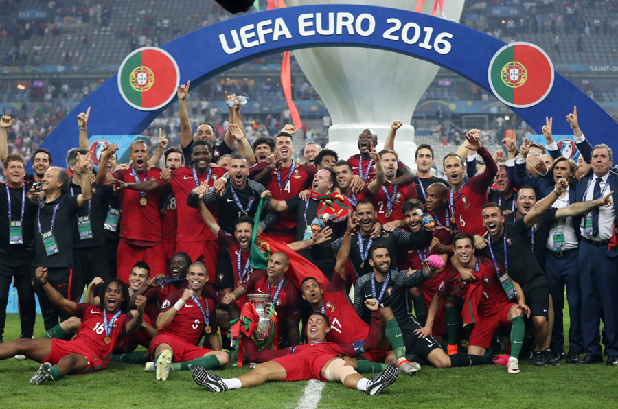 Euro cup football 2016 france