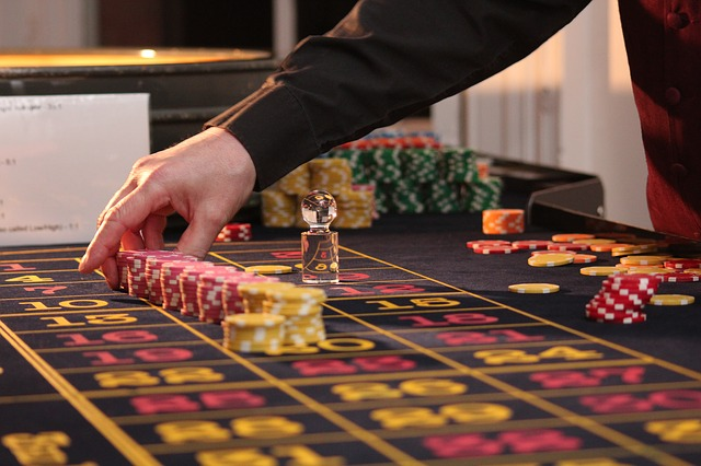 Place A Bet and Gamble at One of The World-Famous Casinos In Las Vegas