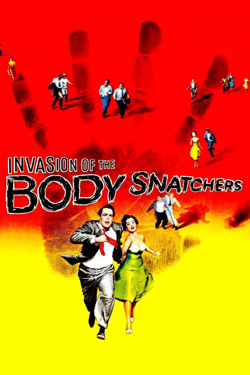 Invasion of the Body Snatchers - Top 25 Horror Movies of All Time