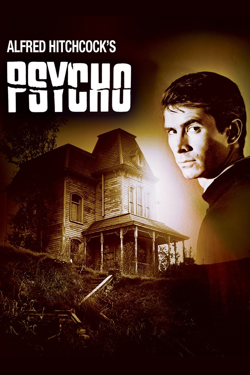 Psycho - Top 25 Horror Movies of All Time