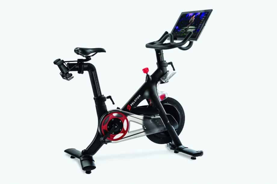 Peloton - 8 Top At-Home Spin Bikes